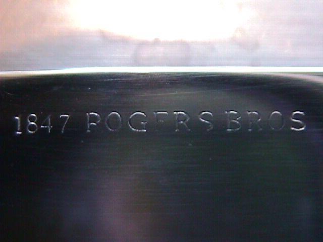 International Rogers Gold Plate (Golden Felice) 1991 Dinner Knife