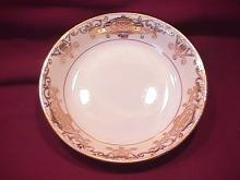 Noritake China (White & Gold) Fruit Bowl