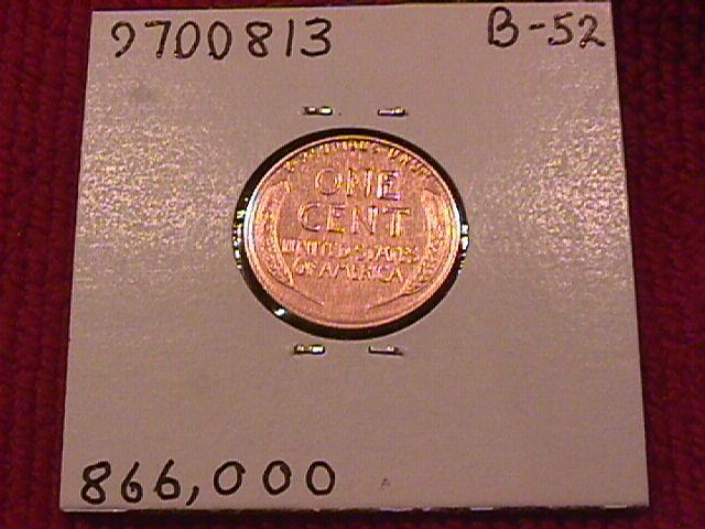 Lincoln Copper Penny 1931-S  Extremely Fine  #40