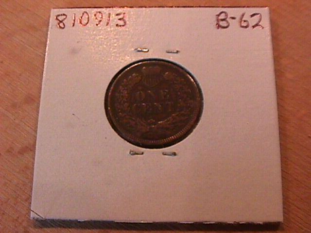 INDIAN HEAD Copper ONE CENT 1904 VERY GOOD CONDITION