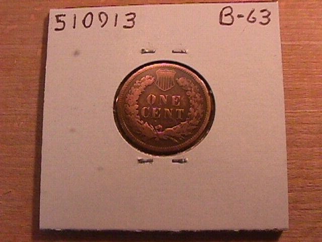INDIAN HEAD Copper ONE CENT 1906  GOOD CONDITION