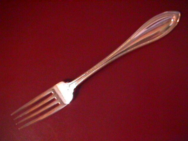 Oneida Silverplate (Silver Arbor) Dinner Fork