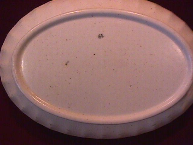 Metlox-Vernon Kilns (Vineyard) Covered Oval Casserole