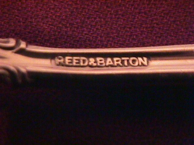 Reed & Barton Silverplate (Emperor 1969) Place Spoon
