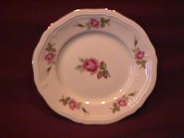 Johann Haviland (Chippendale Rose) Cake Plate