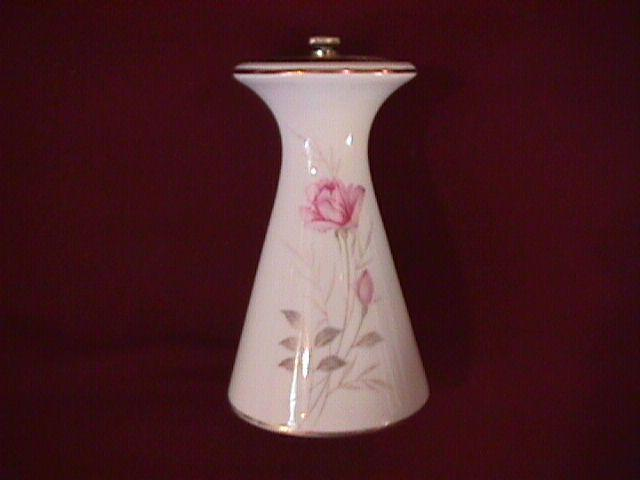 Camelot Fine China (American Rose #1655) Salt Shaker