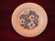 Homer Laughlin (Wild Rose) Cake Plate