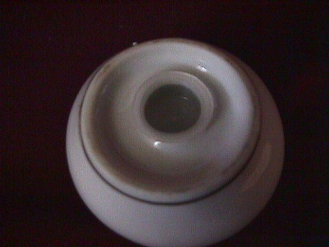 Fine China of Japan (English Garden) #1221 Salt Shaker