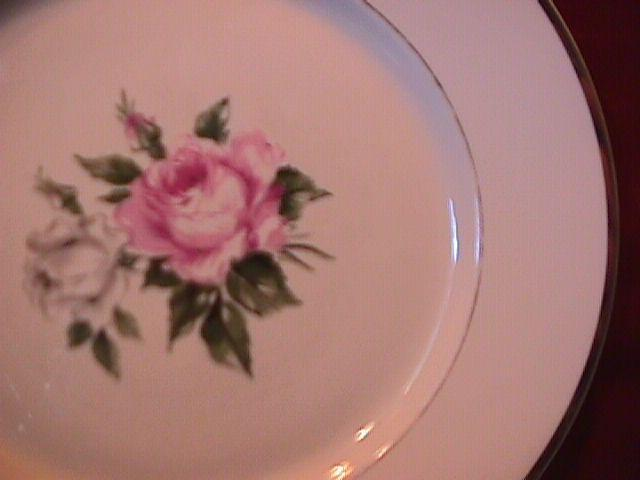 Royal Jackson (Margaret Rose) Dinner Plate