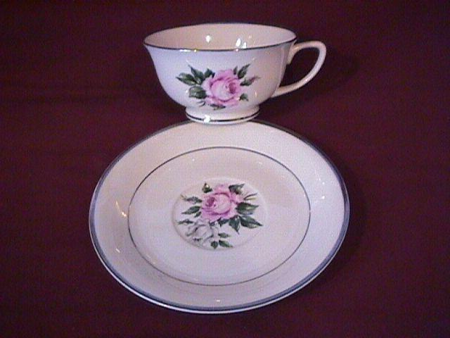 Royal Jackson (Margaret Rose) Cup & Saucer