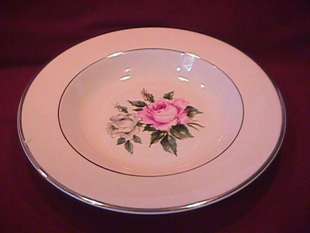Royal Jackson (Margaret Rose) Soup Bowl