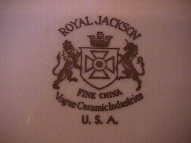 Royal Jackson (Margaret Rose) Creamer