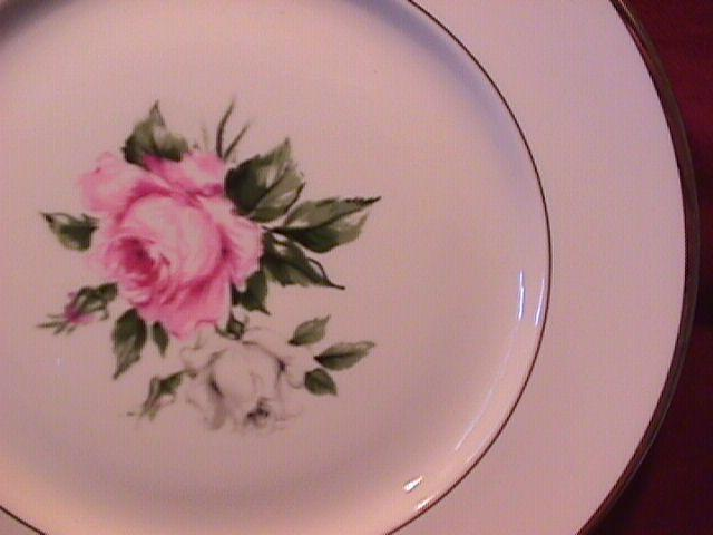 Royal Jackson (Margaret Rose) Platter