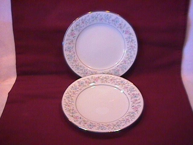 Noritake China (Blythe #2037) 2-Cake Plates