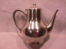 Holland Pewter (Metawa) Coffee Pot