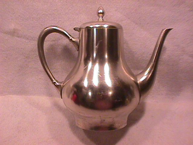 Holland Pewter (Metawa) Coffee Pot
