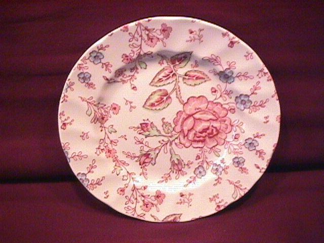 Johnson Brothers (Rose Chintz) Dessert Plate