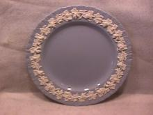 Wedgwood China Embossed (Queensware) Lunch Plate