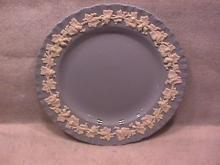 Wedgwood China Embossed (Queensware) Salad Plate