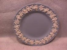 Wedgwood China Embossed (Queensware) Cake Plate