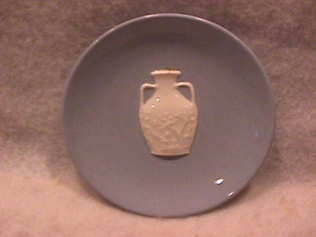 Wedgwood China Embossed (Queensware) Plain Butter Pat