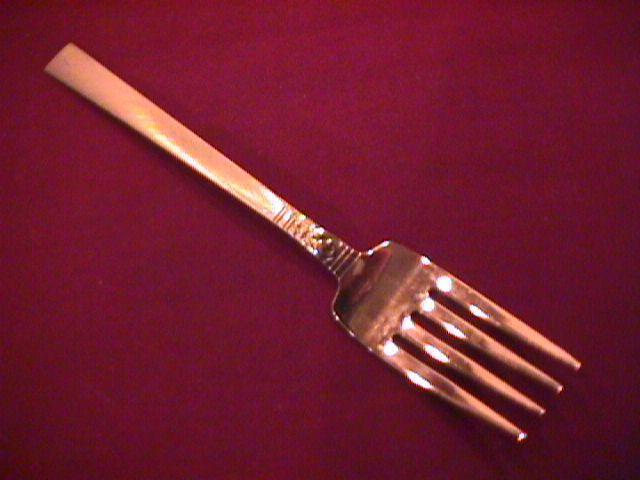 Oneida .W. M. Dalton Stainless (Brookwood) Salad Fork
