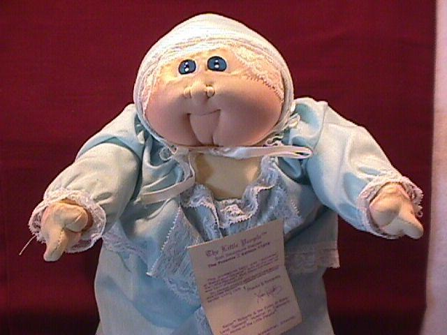Cabbage Patch Premie Doll-Allister Lee