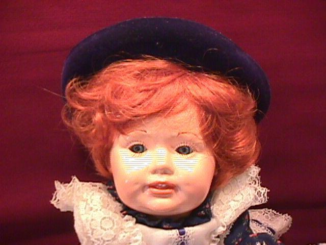 J. D. Kestner Reproduction (Hilda) Doll