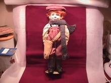 L. Garrard-Street Urchin Character Doll