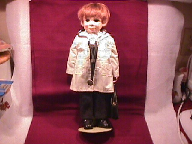 L. Garrard-Doctor Character Doll