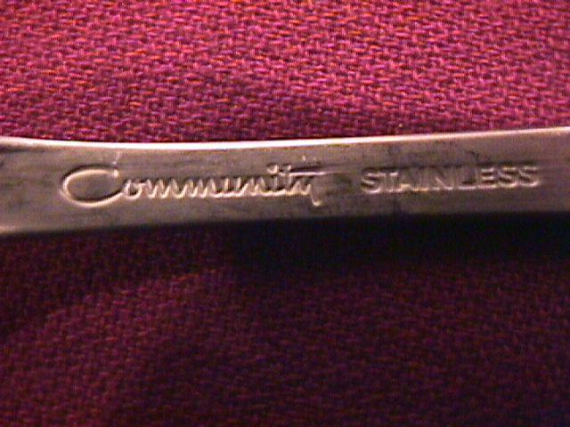 Oneida Community Stainless (Paul Revere) Dinner Fork