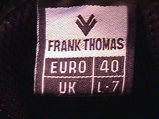 Frank Thomas- Womens- Waterproof Motorcycle Boots