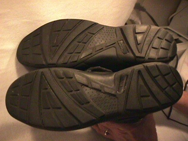 Frank Thomas- Womens- Waterproof Motorcycle Boots