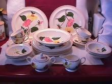 SOUTHERN POTTERIES / BLUE RIDGE SET of  CHINA
