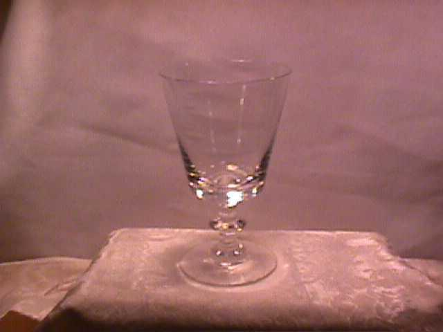 Heisey (Oxford) #5024 Water Goblet