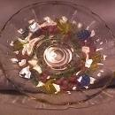 Indiana Glass (Banana Fruit) Console Bowl