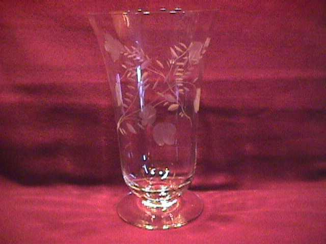 Rock Crystal Unknown Parfait Glass