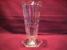 U.S. Glass Co. (Michigan) Year-1902 Small Vase