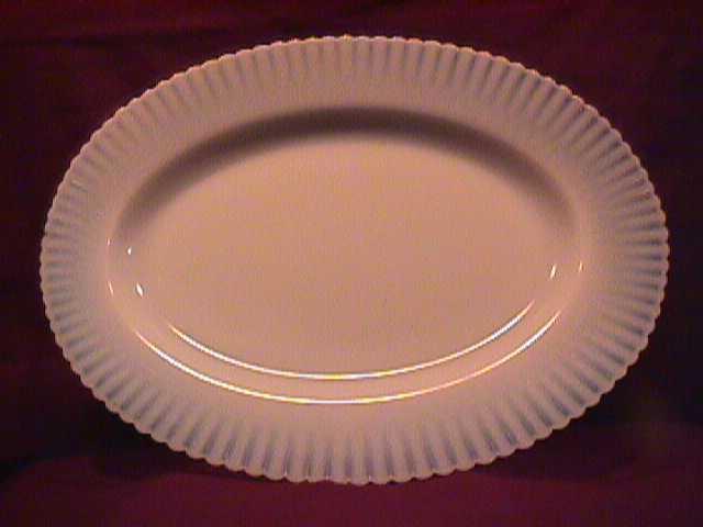 Mac Beth Evans (Petalware) Platter
