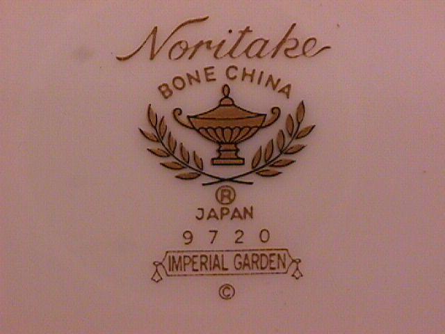NORITAKE BONE CHINA