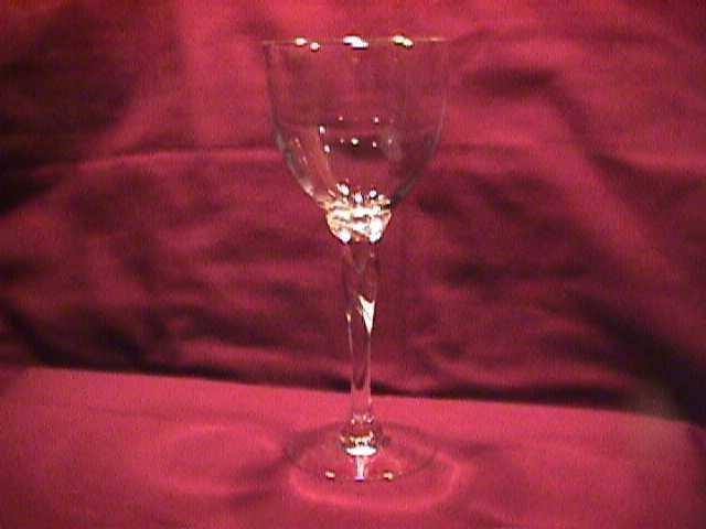 Lenox (Unity) W/Gold Trim Goblet