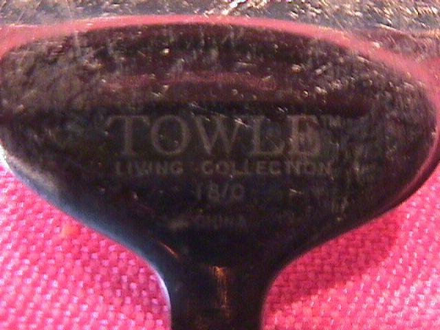 TOWLE STAINLESS {LIVING COLLECTION}
