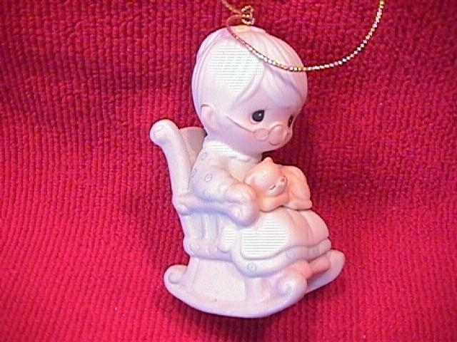 Enesco Porcelain (Prescious Moments) Ornament