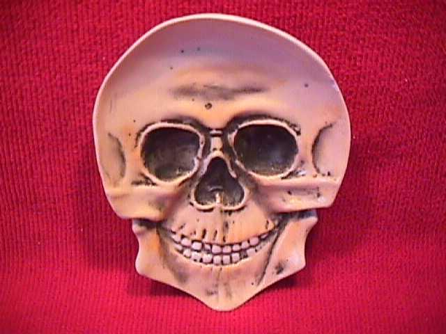 Rare and Unusual, Macabre Tip Tray
