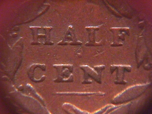 Half Cent Copper Coin Classic Head-1825  Very Fine 30 Condition