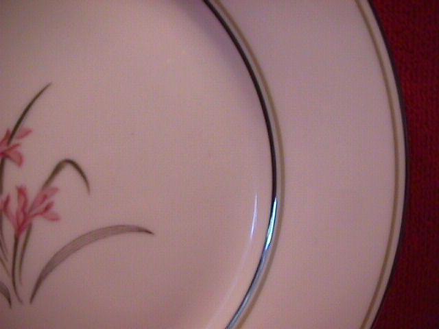 Noritake Fine China (Kent) #5422 Salad Plate