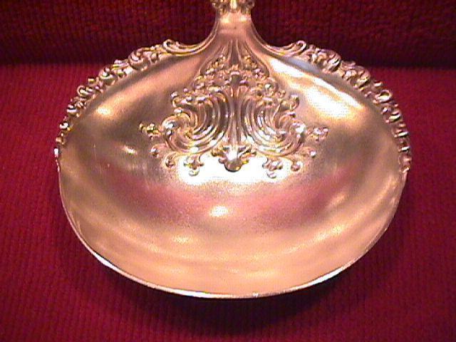International 1847 Rogers, Silverplate (Avon B-1901) Soup Ladle