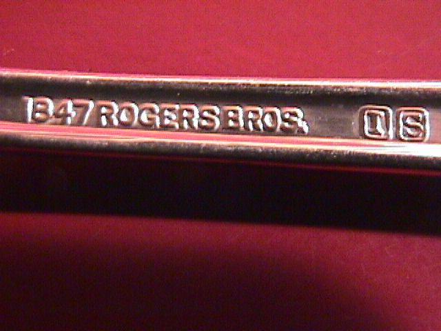 International 1847 Rogers (Centennial) Sugar Shell