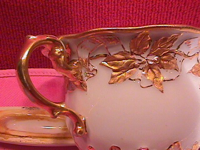 Dresden Porcelain, Cup/Saucer