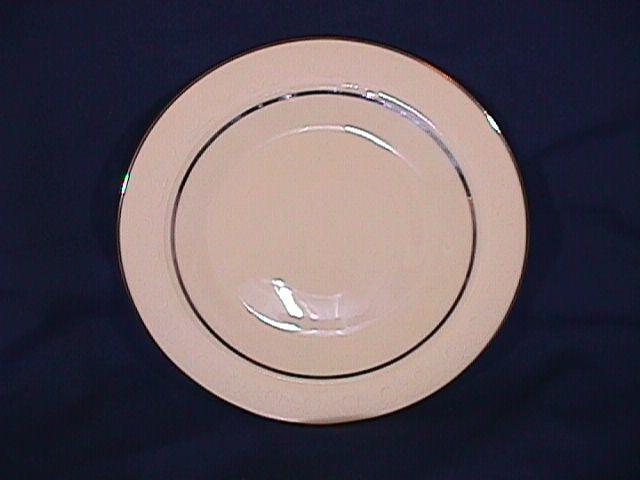 FRANCISCAN MOON GLOW 1 CAKE PLATE